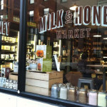 Milk and Honey market, deli, and cafe in Baltimore, Maryland