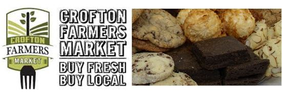Crofton Farmers Market and Rare Opportunity Farm treats