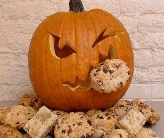 Halloween Snack-O-Lantern