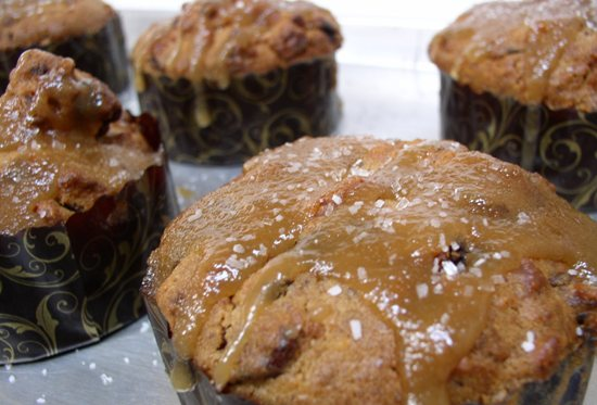 Scone-based Bread Pudding