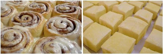 Cinnamon Buns and Made-From-Scratch Marshmallows