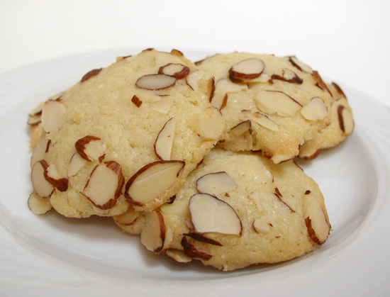 Almond Crunch Cookies | Rare Opportunity Farm